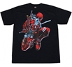 Deadpool Brace Yourself T-Shirt