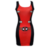 I Am Deadpool Junior Women's Tunic Dress