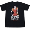 Dragon's Lair Game Over T-Shirt