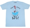 Dr. Seuss Cat In The Hat Cool Story Bro T-Shirt