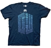 Doctor Who Logo of Words T-Shirt