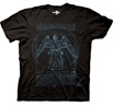 Doctor Who Vitruvian Angel T-Shirt