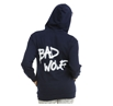 Doctor Who Bad Wolf Girls Zip Front Hoodie