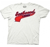 Eastbound & Down Charros Kenny Powers White Jersey Shirt
