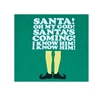 Elf Movie Santa's Coming! T-Shirt