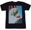 Elf Movie Snow Globe T-Shirt