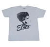 Elvis Outline T-Shirt