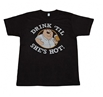 Family Guy Peter Drink Til She's Hot T-Shirt