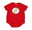 Flash Classic Logo Infant Romper