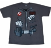 Ghostbusters Dr. Venkman Costume T-Shirts