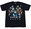 Halo Reach Group Posse T-Shirt