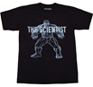 Avengers: Age of Ultron The Scientist Hulk T-Shirt