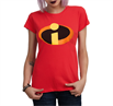 The Incredibles Symbol Junior Girls T-Shirt