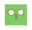 Invader Zim Gir Zipper Face T-Shirt