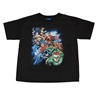 Justice League Heroes Unite Juvy T-Shirt