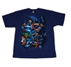 Marvel Comics Attack Attack T-Shirt