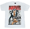 The Ladies OF Marvel T-Shirt