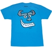 Monsters Inc Sulley Face T-Shirt