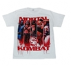 Mortal Kombat Dripping Panels T-Shirt