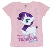 My Little Pony Rarity I'm Fabulous Girls Youth T-Shirt