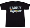 My Little Pony Brony Swoosh T-Shirt