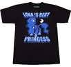 My Little Pony Luna Is Best Princess T-Shirt