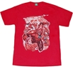 DC Comics New 52 Red Lanterns #1 T-Shirt
