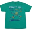 Teenage Mutant Ninja Turtles Trust Me T-Shirt