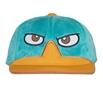 Perry The Platypus Furry Face Flatbill Hat