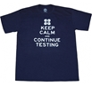 Portal 2 Keep Calm T-Shirt