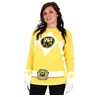 Power Rangers Yellow Ranger Long Sleeve Costume T-Shirt