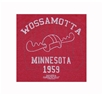 Rocky and Bullwinkle Wossamotta U Athletics T-Shirt