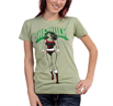 Incredible Hulk She-Hulk Junior Ladies T-Shirt