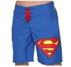 Superman Shield Board Shorts