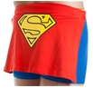 Superman Cape Adult Boxer Brief