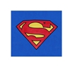 Superman Oversized Glow-In-The-Dark Logo T-Shirt