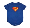 Superman Symbol Infant Romper