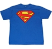 Superman Symbol Youth Kids T-Shirt
