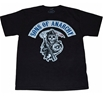 Sons of Anarchy SOA Patch T-Shirt