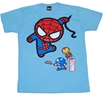 Marvel Kawaii Spider-man Fly T-Shirt