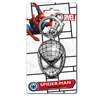 Spider-man Pewter Keyhain
