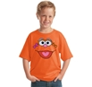 Sesame Street Zoe Face Youth Kids T-Shirt