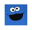 Sesame Street Cookie Monster Face Vintage T-Shirt