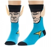 Star Trek Mister Spock with Ears Crew Socks