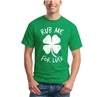 St. Patrick's Day Rub Me for Luck T-Shirt