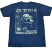 Star Wars Yoda Training Day T-Shirt