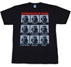 Expressions Of Darth Vader T-Shirt