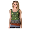 Star Wars Boba Fett Costume Junior Tunic Tank Top