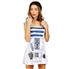 Star Wars R2D2 Costume Skater Dress
