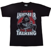 Star Wars Let My Lightsaber T-Shirt